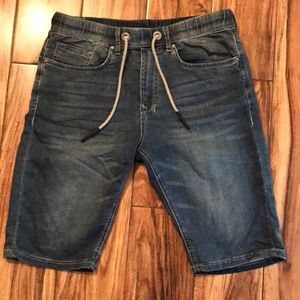 Men's Buffalo Slim Comfort Jean Shorts